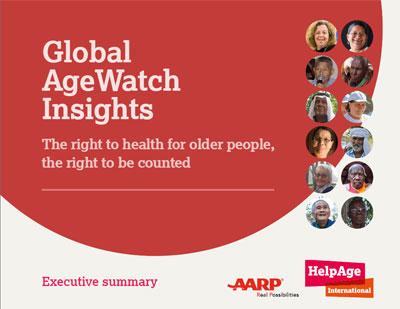 Global AgeWatch Insights executive summary
