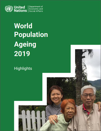 World Population Ageing 2019 - Highlights